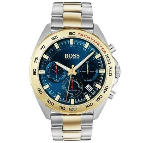 Hugo Boss 1513667 Sport Intensity Two-Tone Men's Watch