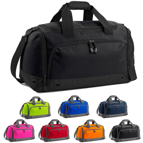 BagBase Plain Athleisure Sports Gym Festival Travel Luggage Holdall Carry Bag