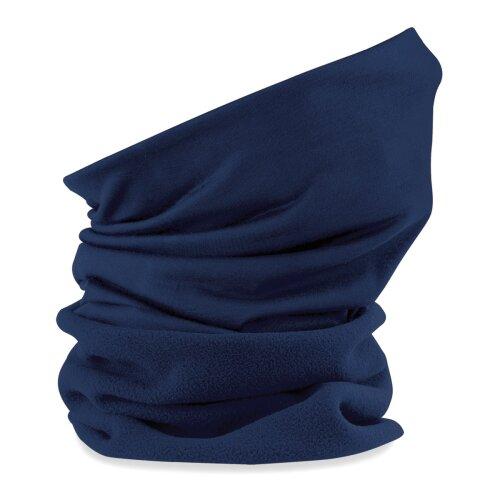 (Navy) Beechfield Face Cover Morf Suprafleece Original Snood Scarf Neck Breathable Mask