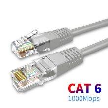CAT6 Ethernet LAN Network Internet Gigabit Patch Cable Lead