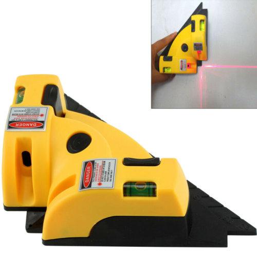 Right Angle 90 Degree Horizontal Laser Line HLojection Square Level