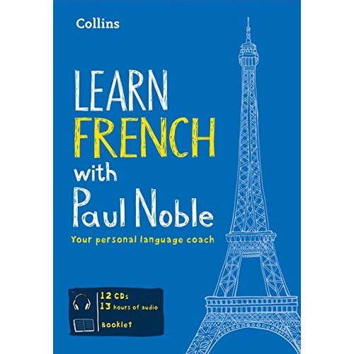 Learn French with Paul Noble – Complete Course: French made easy with your bestselling personal language coach