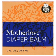 Motherlove, Diaper Balm, 1 oz (29.5 ml)