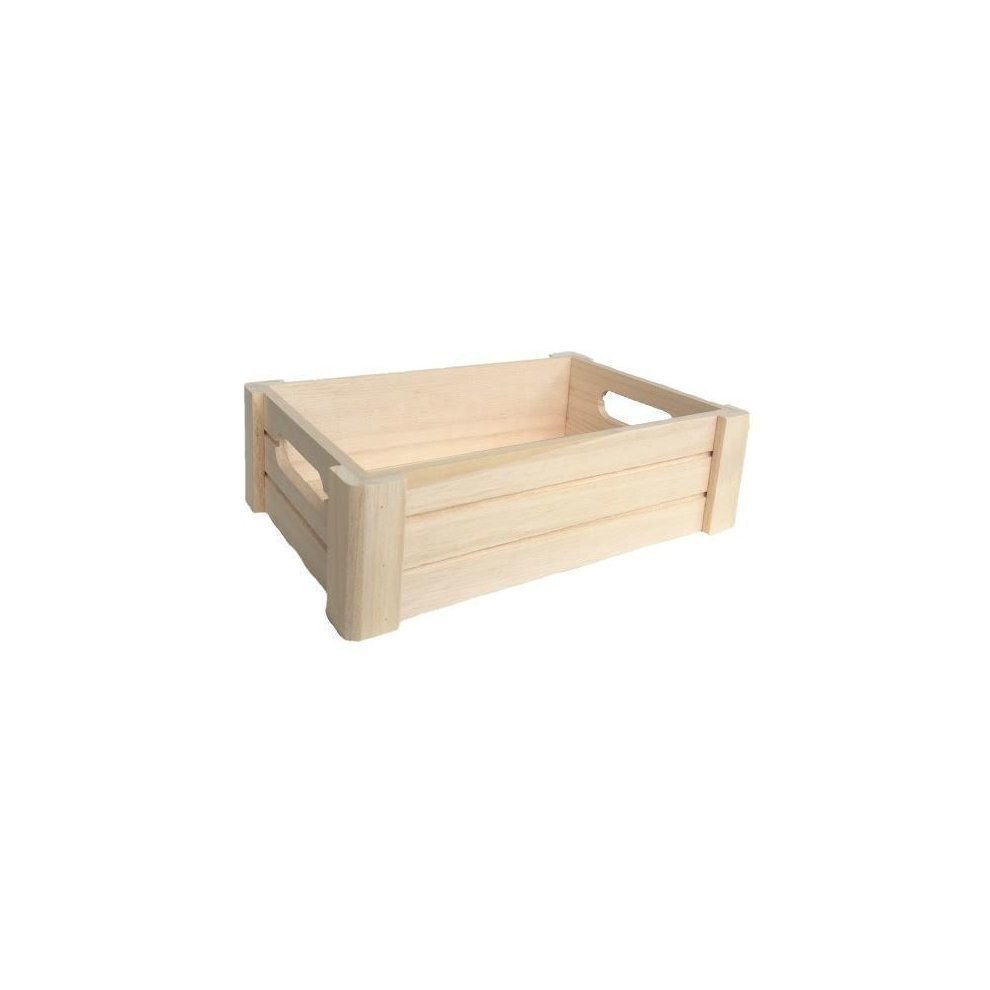 Small Wooden Crate On Onbuy