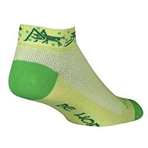 "Socks - Sockguy - Laides 1"" - Hopper Cycling/Running"