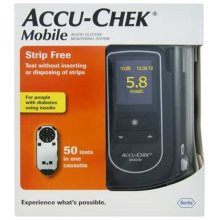 Accu-Chek Mobile Blood Glucose Monitoring System (No Test Cassette Included)