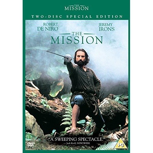 The Mission DVD [2003]