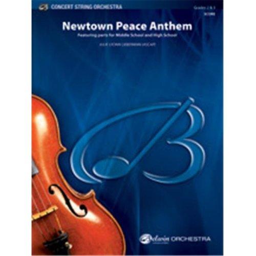 Alfred 00-41206 NEWTOWN PEACE ANTHEM-BCS