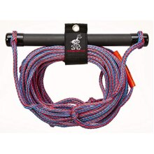 AIRHEAD Ski Rope, Rubber Handle, 1 Section