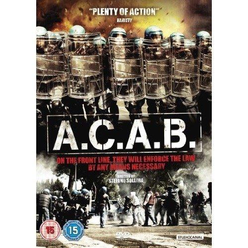 ACAB - All Cops Are Bastards DVD [2012]