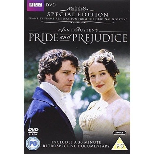 Pride And Prejudice - Special Edition DVD [2009]