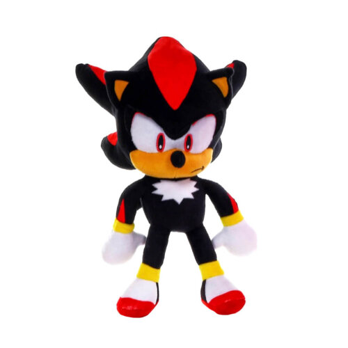 """Sonic the Hedgehog Shadow 12"""" Plush Toy"""