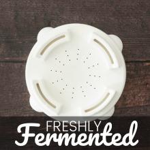 Fermentation Jar Hat / Cover