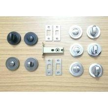 Bathroom Thumb Turn & Release With 76mm Deadbolt Lock Bolt Toilet Door Set