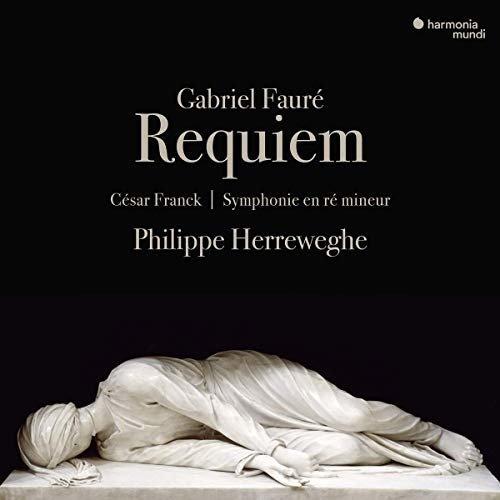 OR DES CHAMPS ELYSEES - GABRIEL FAUREREQUIEM [CD]