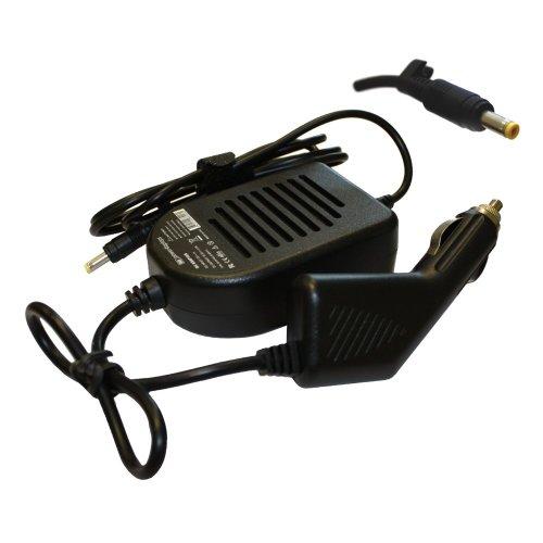 Compaq Presario F565 Compatible Laptop Power DC Adapter Car Charger