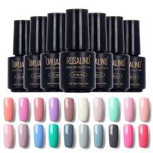 Nail Art Design Manicure Rosalind  Gel Polish LED UV Polishes Lacquer