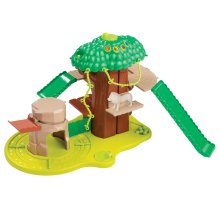 Ania Safari Adventure - Includes Exclusive White Lion - Collectable Animal Play Figure and Playset - Suitable From 3 Years