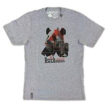 Lrg Block T-shirt Ash Heather