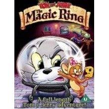 Tom And Jerry: The Magic Ring [2003] (DVD) - Used