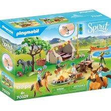 DreamWorks Spirit Summer Campground