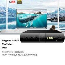 Freeview HD Set Top Box plus RECORDER Digital TV Receiver Box & USB