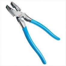 Channellock 140-369CRFT-BULK 9-1-2 Inch Linemen'S Plier W- Rd Nose Wire Stripper
