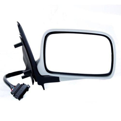 Volkswagen Polo Mk3 1994-1999 Electric Primed Wing Door Mirror Drivers Side