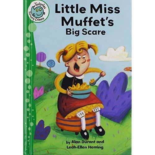 Little Miss Muffet's Big Scare (Tadpoles: Nursery Crimes)