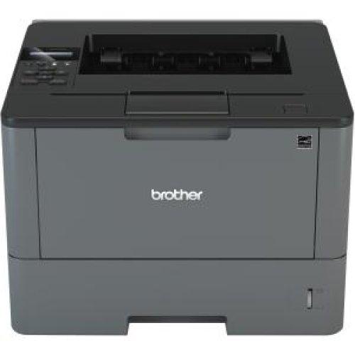 Brother Hl-L5000D Laser Printer Monochrome 1200 X 1200 Dpi Print Plain Pape HLL5000DZU1