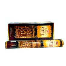 Krishan Incense | Statue Perfume Fragrance Room Aroma 120 Sticks