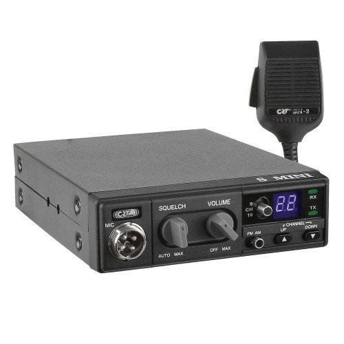 Radio  CB CRT S Mini 2 with ASQ