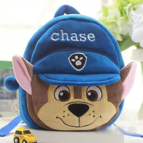 (Chase) Paw Patrol Backpack