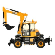 Britains 1:32 JCB Hydradig - Collectable Farm Vehicle Tractor Toy For Indoor and Outdoor Play - Suitable From 3 years