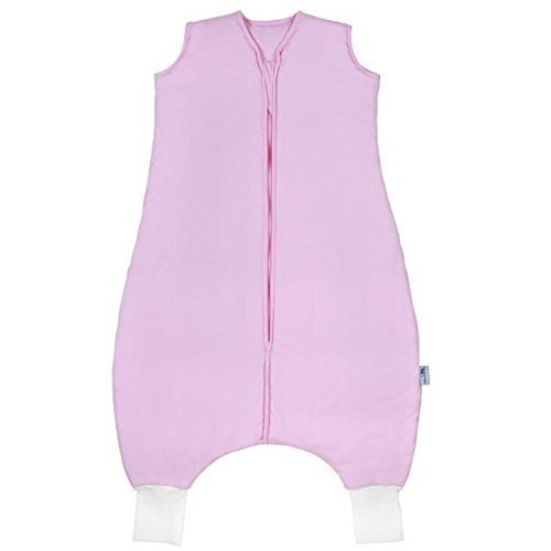 Slumbersac Winter Sleeping Bag with Feet 3.5 Tog Simply Pink Elephants 12-18 Months/…