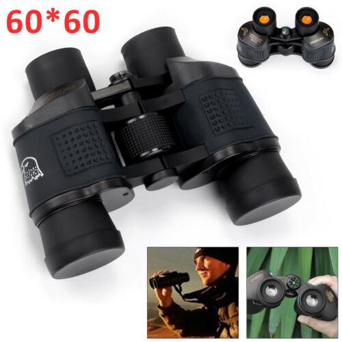 Binoculars Optics 60x60 Day&Night Military Army Zoom Powerful