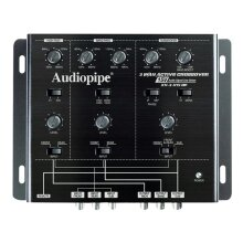 AudiopipeMap XV3V15BP 3 Way Active Crossover with Bandpass Filter