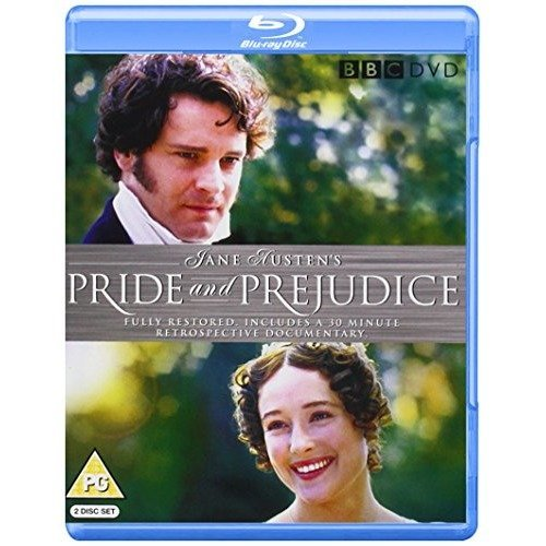 Pride And Prejudice Blu-Ray [2008]