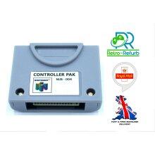 N64 Memory Pak NUS-004 Save Your Nintendo 64 Game Progress
