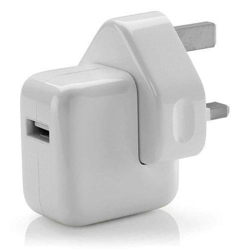 Apple A1401 12W USB Mains Fast USB Power UK Apple iPad,iPod, iPhone