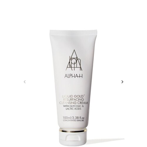 Alpha-H Supersize Liquid Gold Resurfacing Cleansing Cream 100ml BNWB