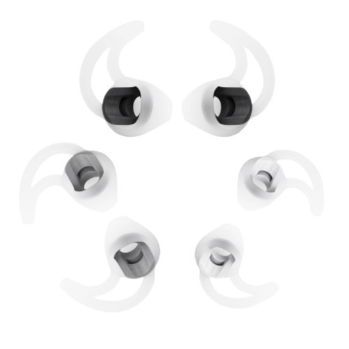 Replacement Set of Silicone EarBuds Ear Tips For BOSE IE IE2 Earphones