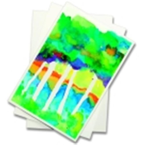 Watercolor Paper School Pack For Beginning Artists - 9 x 12 in. - Natural White, Pack 500