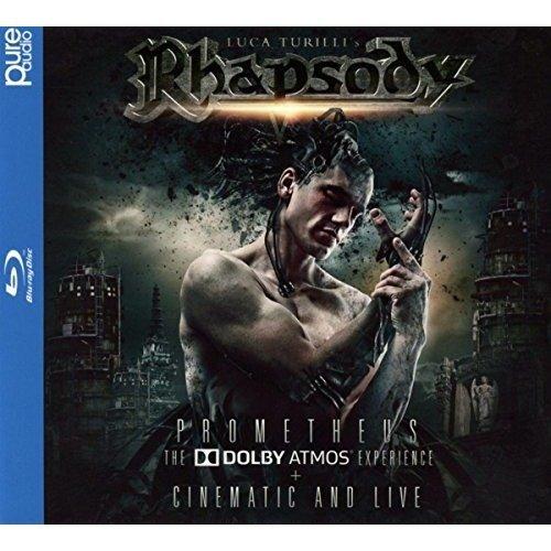 Luca Turillis Rhapsody - Prometheus : the Dolby Atmos Experience