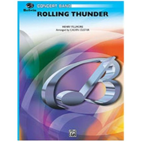 Alfred 00-BD00995 ROLLING THUNDER-CB - USA ONLY