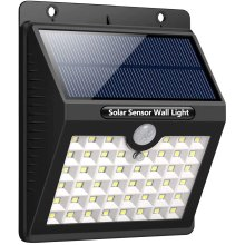 Outdoor Solar Motion Sensor Security Light - 46 LED Lights