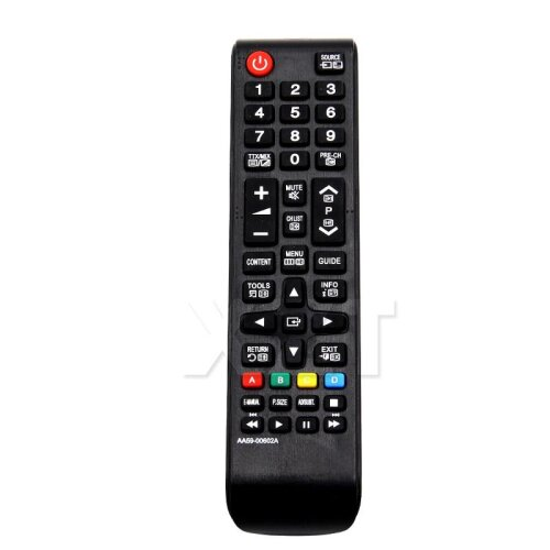 (As Seen on Image) For Samsung TV Remote Control AA59-00602A/AA59-00666A/AA59-00741A/AA59-00496A FOR LCD/LED/SMART-TV/AA59 universal remote control