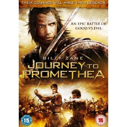 Journey To Promethea DVD [2011]