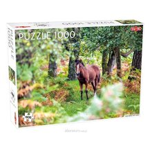 Tactic Wild Horses, New Forest 1000 Piece Jigsaw Puzzle