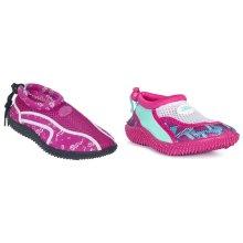 Trespass Childrens Girls Squidette Aqua Shoes